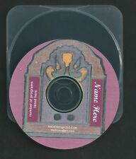 MYSTERY IS MY HOBBY 79 otr dramatic old time radio shows mp3 cd + plastic case