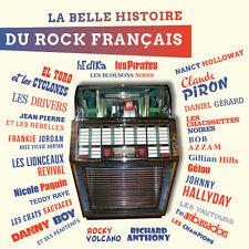 CD La belle histoire du rock français - Coffret 2 CD / 52 Titres