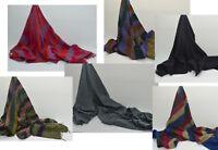 Nepalese Warm Yak Wool Shawl Stole Scarf Neck Wrap Blanket Throws Travellers Rug