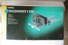 """7"""" Woodworker's Vice, Columbian by Wilton #33178, New in Box"""