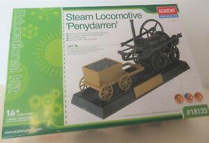 Steam Locomotive 'Penydarren' Academy Model Train Kit - Academy Hobby Model Kit