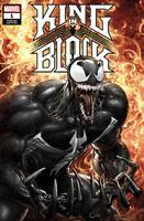 King In Black #1 Clayton Crain Trade Dress Variant Ltd 3000 NM Preorder Venom