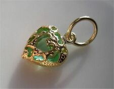 Unbranded Emerald Yellow Gold Fine Jewellery
