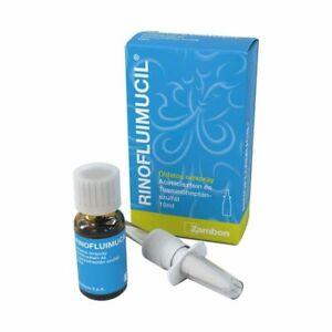 RINOFLUIMUCIL Solution Nasal Spray   10ml