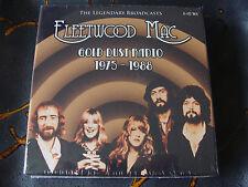 CD Box Set: Fleetwood Mac : Gold Dust Radio : 6 Live CDs  Sealed