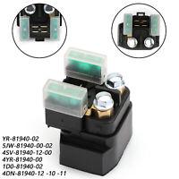 Anlasser Starter Relais Für Yamaha 4SV-81940-00-00 4SV-81940-12-00 OEM PART