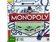 Monopolio Modular Original De Hasbro NUEVO Juego De Mesa Dinero Casas Negocios