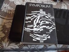 Symposium hardcover by Kinney, Kuiper & Bloom 1969 Houghton Mifflin Co. used