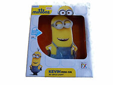 Kevin (Despicable Me Minions) Minis 3D Wall Light
