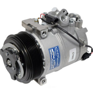 NEW AC COMPRESSOR WITH CLUTCH FITS MERCEDES C230 1.8 LITERS 2003 2004 2005