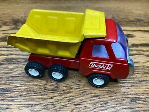 Vintage Excellent condition BUDDY L Dump Truck  Japan Children's Toy