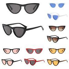 VTG 50s/60s Style womens Cat Eye Sunglasses Retro Rockabilly Designer Cateye UK
