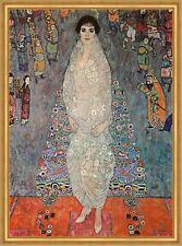 Bildnis der Elisabeth Bachofen-Echt August Lederer LW Gustav Klimt A1 073