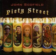 JOHN SCOFIELD  piety street