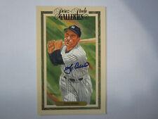 Yogi Berra Autograph / Signed Perez Steele Master Works New York Yankees