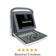 Chison ECO2 Portable Ultrasound Machine with Battery, One Probe,  and LED Screen
