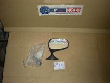 0260.110D SPECCHIO RETROVISORE DX NERO ATTACCO CON FORI FIAT PANDA30-126-127-128