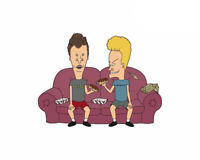 Beavis And Butthead Sticker Vinyl Decal 2-255