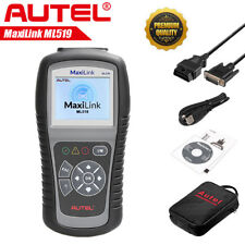 MaxiLink ML519 OBDII Auto Diagnostic Scan Tool Fault Code Reader Engine As AL519