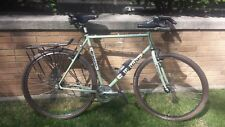 green bianchi san jose bike bicycle surly cyclocross single speed fixie commuter