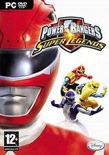 Power Rangers - Super Legends  - PC DVD-Rom