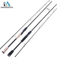 Maxcatch Spinning Rod 6'6/6'9 2PCS Lure Weight 1/8-3/8oz Fishing Rod