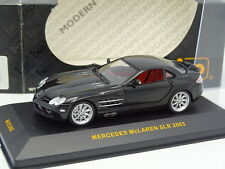 Ixo 1/43 - Mercedes SLR McLaren 2003 Negra