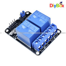 2 Channel Relay Module 5V 2 CH with Optocoupler for PIC AVR DSP ARM Arduino