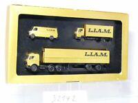 Herpa 7535 Set-Packung mit 3 Modellen L.I.A.M. Mercedes-Benz Service (NL) OVP