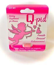 QPID ENHANCEMENT PILL FOR WOMEN INCREASE DESIRE, LIBIDO ENHANCER GINGER TURMERIC
