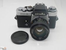 Minolta XE-5 SLR Kamera Spiegelreflex mit Objektiv Rokkor - PG 1,4/50mm