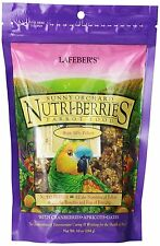 Lafeber's® Sunny Orchard Nutri-Berries Parrot Food net weight 10 oz