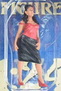 """American Diorama """"Hanging Out 2"""" - Rosa 1/24 Resin Display Figure AD-38284"""