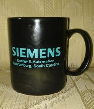 Siemens Busway Coffee Mug Spartanburg SC South Carolina Black Energy Automation