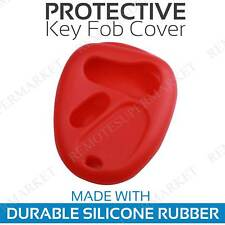 Remote Key Fob Cover Case Shell for 2003 2004 2005 2006 Hummer H2 Red