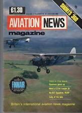AVIATION NEWS MODEL MAGAZINE V17 N18 GUERNSEY GEARS UP LADY OF THE LAKE
