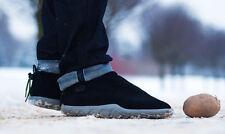 Nike NIKELAB aire Moc Tech Fleece Resbalón en Zapatillas Zapatos Acg UK 10 (UE 45) Negro