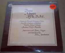 DAME MAGGIE TEYTE, D.B.E. Purcell/Debussy/Brahms/Wolf - Arabesque 8069 SEALED