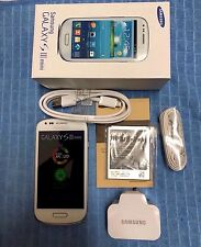 Samsung Galaxy S3 Mini GT-I8190N 8GB  White Unlocked  New + Warranty
