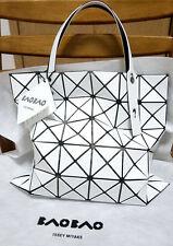 b6f67554dc35 BAO BAO Issey Miyake Tote Bag BB71-AG53-01 White