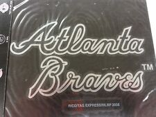 MLB Atlanta Braves Professional Window Graphics, New