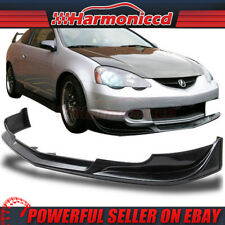 Fit 02 03 04 Acura RSX C-West Style Urethane Front Bumper Lip Spoiler Bodykit PU