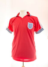 ENGLAND 1978 7 KEEGAN RETRO RED AWAY FOOTBALL SHIRT M MEDIUM