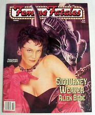Magazine / Femme Fatales / Vol 5 Num 4 / Sigourney Weaver / Adult Readers Only
