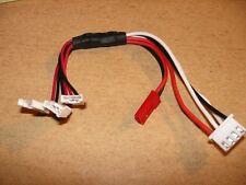 Câble de chargement pour 3 Pièces Walkera 1S Lipo avec Balancer