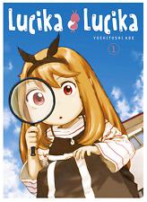 manga Lucika Lucika Tome 1 Shonen Yoshitoshi Abe Ki-Oon Kids VF Couleur Kodomo