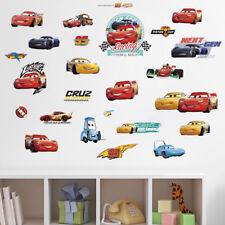 Boys Disney Cars Kids Children Removable Small  Wall Stickers Decal Vinyl Decor