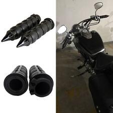 """Motorbike Cruise 1"""" Black HandleThrottle Grips For Yamaha 98-06 V Star 1100 650"""