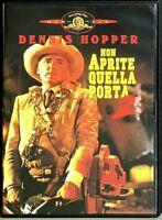 NON APRITE QUELLA PORTA 2 (1986) un film di Tobe Hopper - DVD EX NOLEGGIO MGM