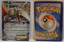 GCC Carta Game Pokemon HOLO FOIL BRILLANTE ITALIANO SKARMORY EX 80 - Miss Print